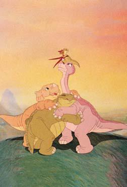 Le petit dinosaure ma vie a moi mais pas toi lol - Petit pieds dinosaure ...